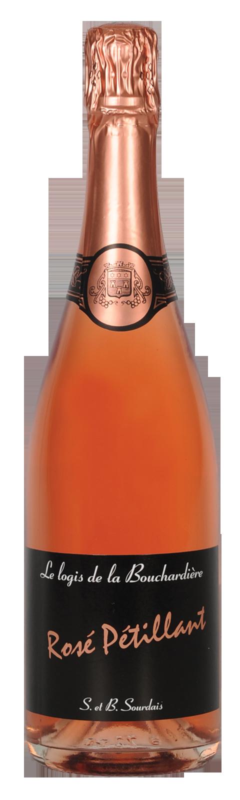 La Bouchardière Rosé Pétillant