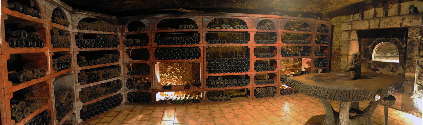 Salle de degustation